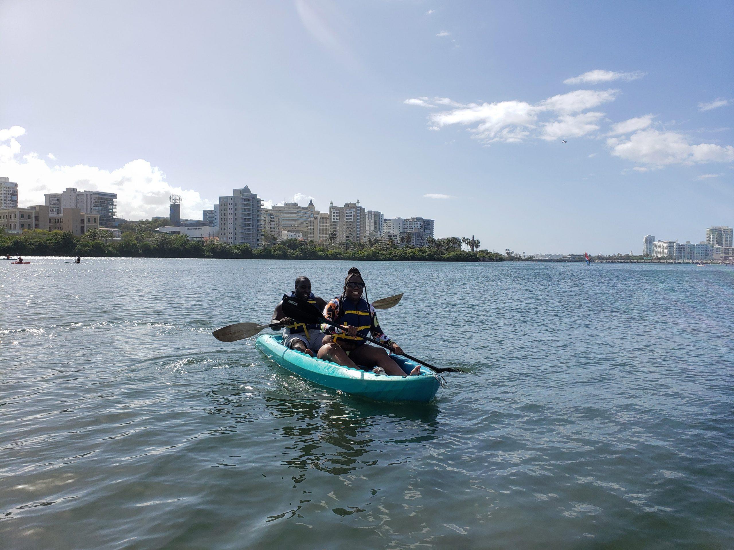 condado kayak rental